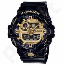 Vyriškas laikrodis Casio G-Shock GA-710GB-1AER