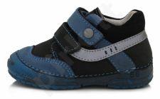 D.D. step juodi batai 20-24 d. 038261