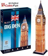 3D dėlionė: Big Ben