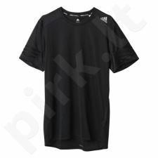 Marškinėliai bėgimui  Adidas Response Short Sleeve Tee M AA6910