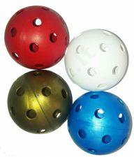 Floor ball kamuoliukai Classic 4vnt asort.