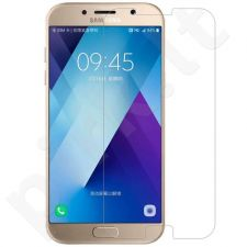 Tempered glass screen protector, Samsung Galaxy A7 (2017) 2.5D (without package, 5 pcs)