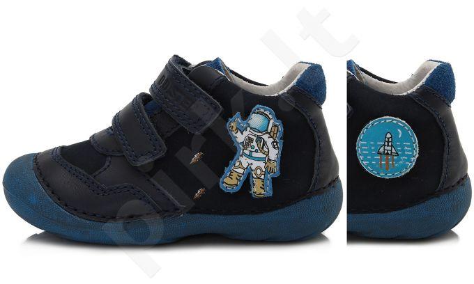 D.D. step tamsiai mėlyni batai 20-24 d. 015182a