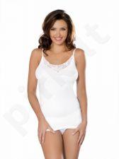 Babell medvilniniai marškinėliai ELEN (baltos spalvos)
