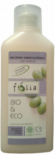 Folia SKALBINIŲ MINKŠTIKLIS, levandų kvapo, 500 ml