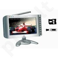 Televizorius Brondi LCD TV-100S DVB-T 7