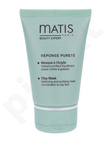 Matis Réponse Pureté Molio kaukė, kosmetika moterims, 50ml