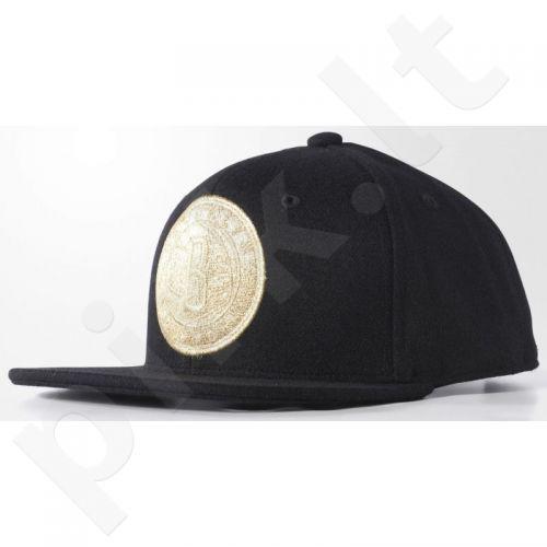 Kepurė  su snapeliu Adidas ORIGINALS NBA Nets AY9411