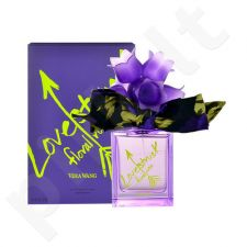 Vera Wang Lovestruck Floral Rush, EDP moterims, 100ml