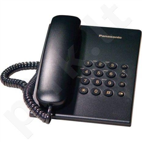 Telefonas Panasonic KX-TS500FXC(mėl.)