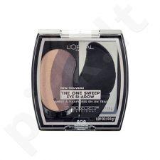 L´Oreal Paris Studio Secrets The One Sweep akių šešėliai, kosmetika moterims, 2,5g, (808 Smoky For Brown Eyes)