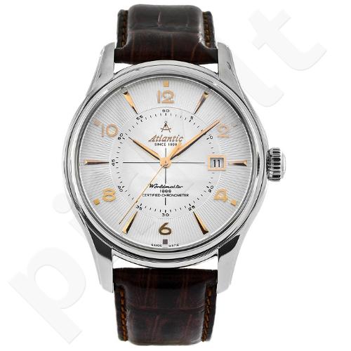 Vyriškas laikrodis ATLANTIC Worldmaster 52753.41.25R