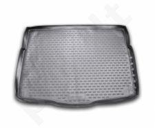Guminis bagažinės kilimėlis HYUNDAI i30 hb 2012-> black /N15021