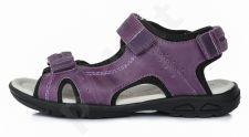 D.D. step violetinės basutės atviru užkulniu 34-39 d. ac2907033dxl