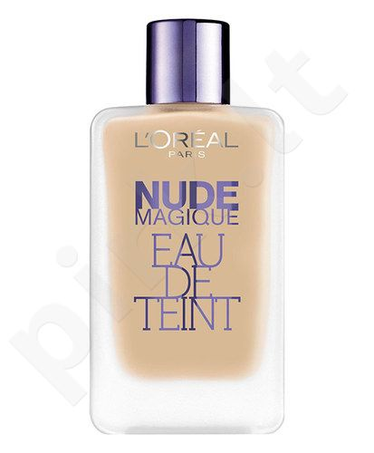L´Oreal Paris Nude Magique Eau De Teint, kosmetika moterims, 20ml, (190 Rose Beige)