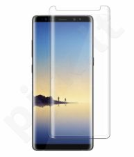 Tempered glass screen protector, Samsung Galaxy Note 8, 3D (clear)