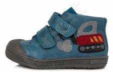 D.D. step mėlyni batai 22-27 d. da031368