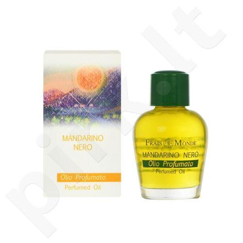 Frais Monde Black Mandarin Perfumed Oil, parfumuotas aliejus moterims, 12ml