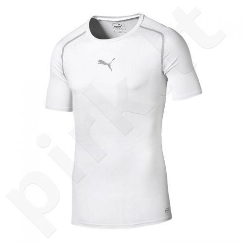 Marškinėliai Puma TB Shortsleeve Shirt Tee M 65461304