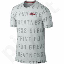 Marškinėliai Nike LeBron Strive All Over M 742748-043