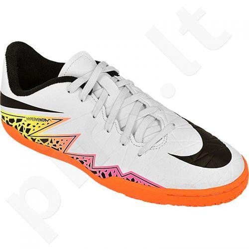 Futbolo bateliai  Nike Hypervenom Phelon II IC Jr 749920-108