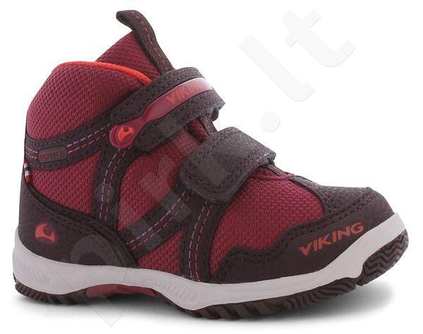 Auliniai batai vaikams VIKING WOODPECKER MID GTX(3-40385-8317)
