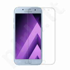 Tempered glass screen protector, Samsung Galaxy A3 (2017) 3D (clear)