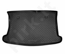 Guminis bagažinės kilimėlis KIA Rio hb 2011-2014 2014->  black /N21024