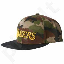 Kepurė  su snapeliu Adidas ORIGINALS NBA Lakers Tech AY9397