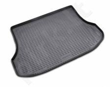 Guminis bagažinės kilimėlis KIA Sorento 2010-2012  (5 seats) black /N21028