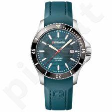 Vyriškas laikrodis WENGER ATTITUDE SEAFORCE 01.0641.128