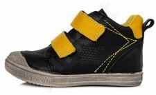 D.D. step juodi batai 25-30 d. 049907bm