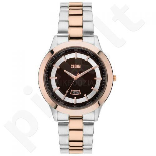 Vyriškas laikrodis Storm Mazin Rose Gold