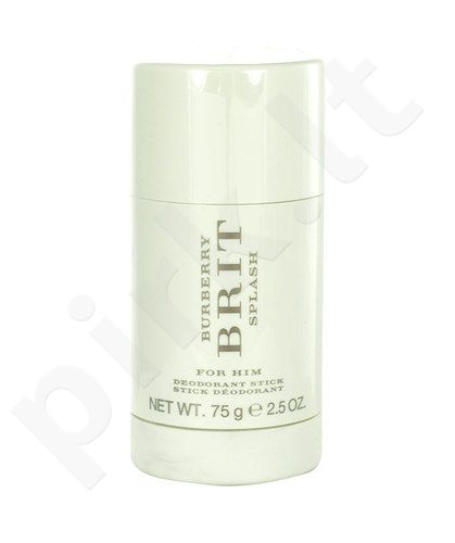 Burberry Brit, Splash, dezodorantas vyrams, 75ml