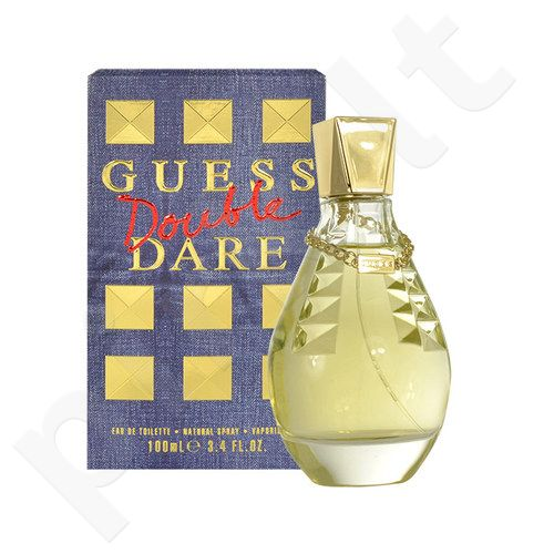 Guess Double Dare, EDT moterims, 50ml
