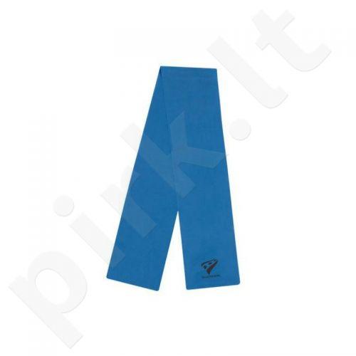 Aerobikos guma Rucanor 120x15x0,5 Heavy 2 vnt mėlyna
