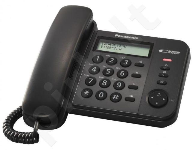 Telefonas Panasonic KX-TS560FXB