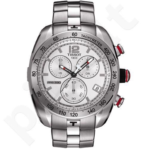 Tissot PRS 330 T076.417.11.037.00 vyriškas laikrodis-chronometras