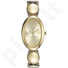 Esprit ES108592002 Allie Gold moteriškas laikrodis