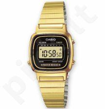 Vaikiškas, Moteriškas laikrodis Casio LA670WEGA-1EF