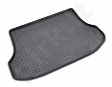Guminis bagažinės kilimėlis KIA Sorento 2003-2010  black /N21029