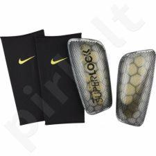 Apsaugos blauzdoms futbolininkams Nike Mercurial Flylite Super Lock SP2160-060