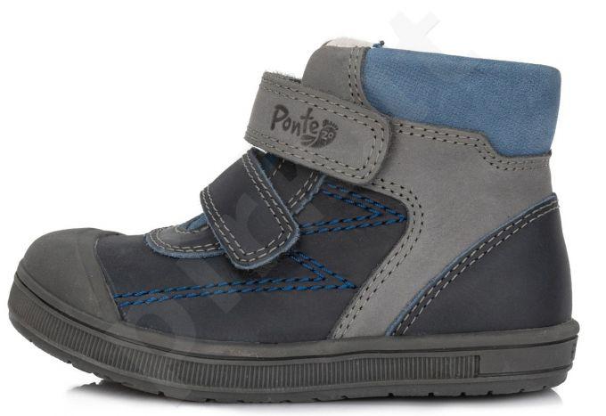D.D. step tamsiai mėlyni batai 22-27 d. da031377