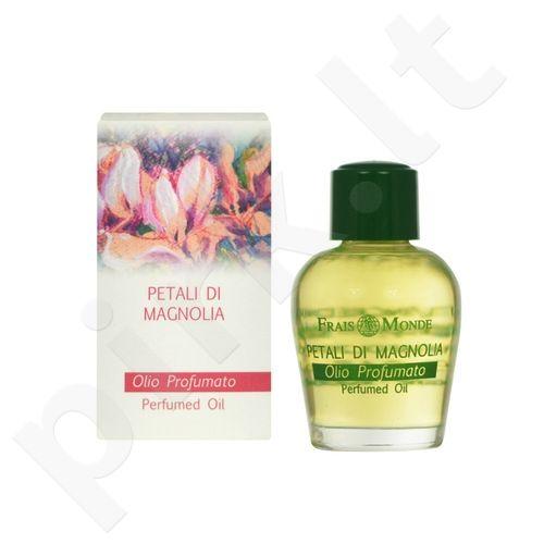 Frais Monde Magnolia Flower Perfumed Oil, parfumuotas aliejus moterims, 12ml