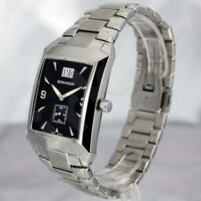 Vyriškas laikrodis Romanson TM4123 BM WBK