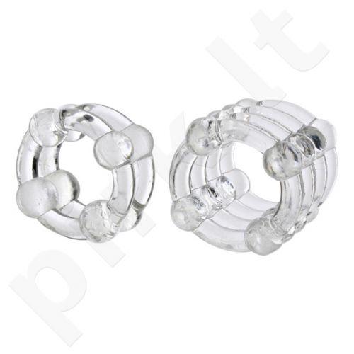 plieniniai varpos žiedai)