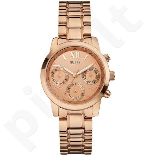 Moteriškas GUESS laikrodis W0448L3