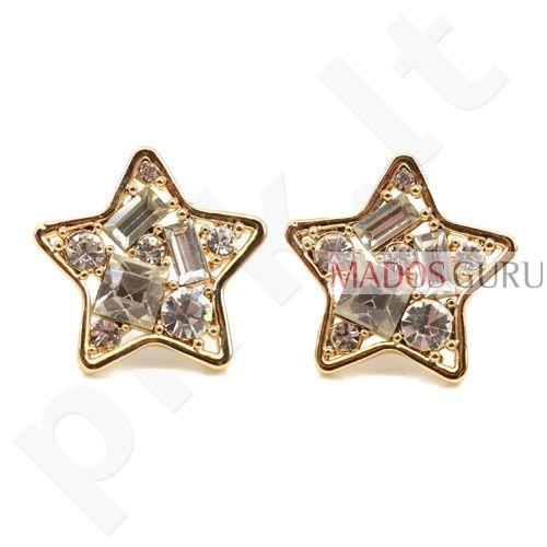"""Auskarai """"Žvaigždės"""
