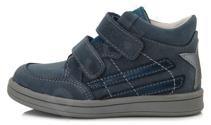 D.D. step tamsiai mėlyni batai 22-27 d. da031367a