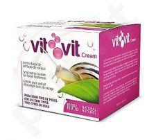 Veido kremas su sraigių ekstraktu Diet Esthetic Vit Vit Cream, 50ml